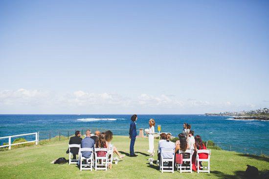Intimate Coogee Beach Wedding032