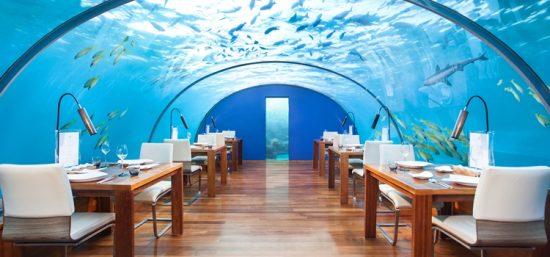 ithaa-undersea-restaraunt