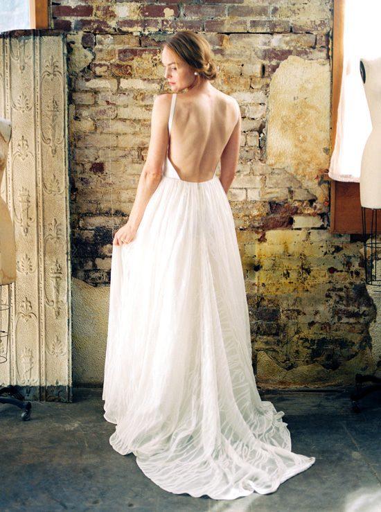 Luminous Industrial Bridal Style015