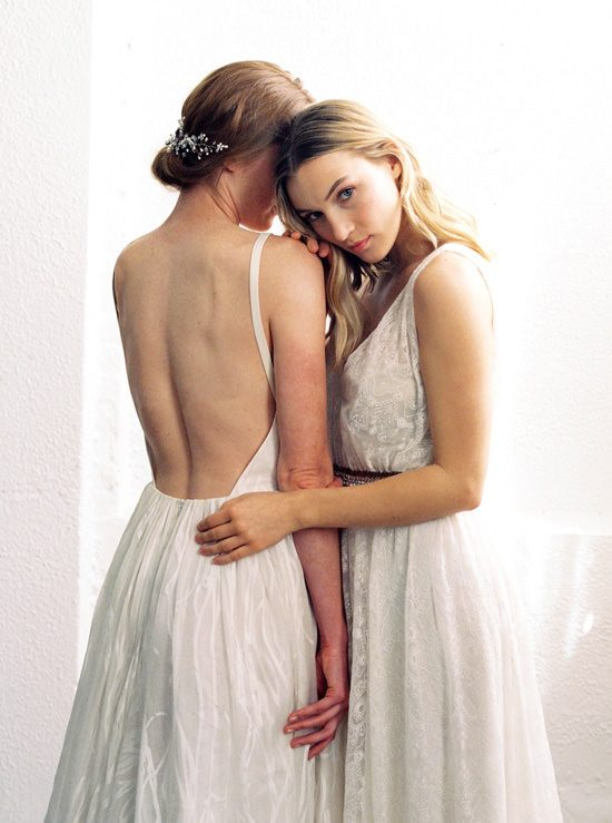 Luminous Industrial Bridal Style024