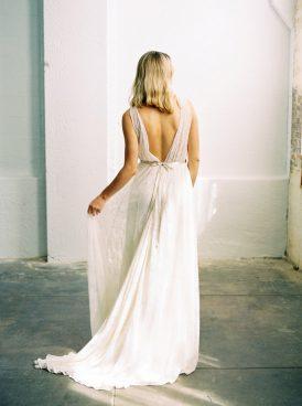 Luminous Industrial Bridal Style030
