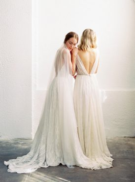 Luminous Industrial Bridal Style046