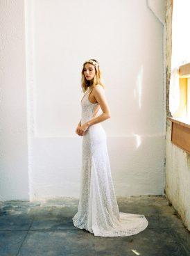 Luminous Industrial Bridal Style110