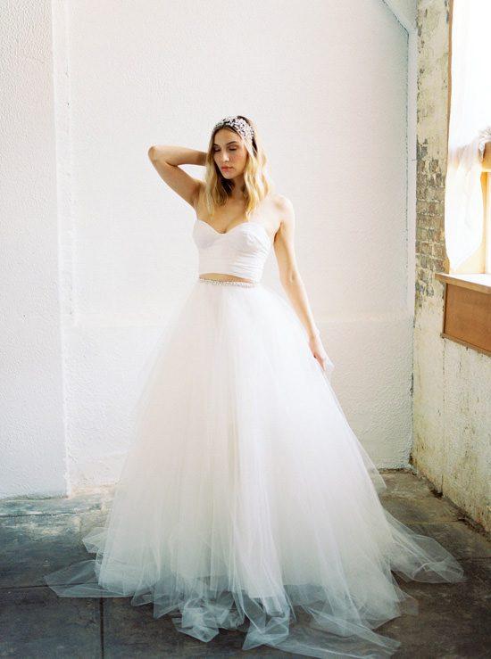 Luminous Industrial Bridal Style121