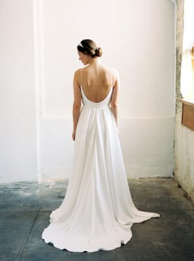 Luminous Industrial Bridal Style128