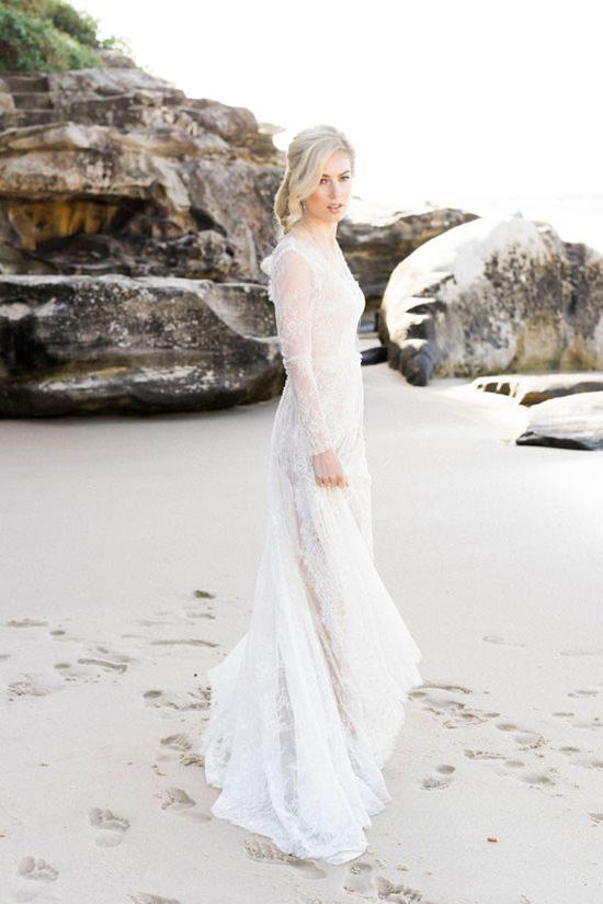 Pastel Beach Wedding Inspiration046