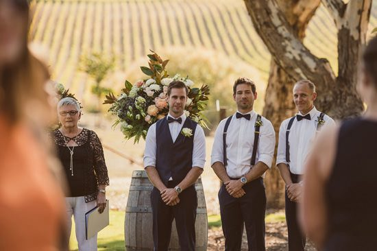 Rustic Adelaide Hills Winery Wedding032
