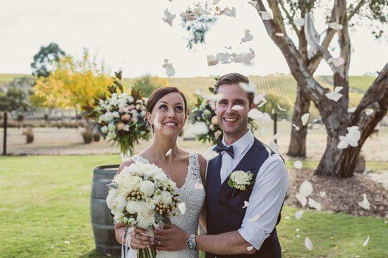 Rustic Adelaide Hills Winery Wedding044