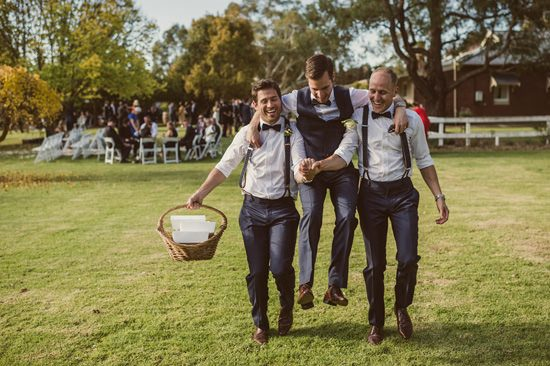 Rustic Adelaide Hills Winery Wedding047