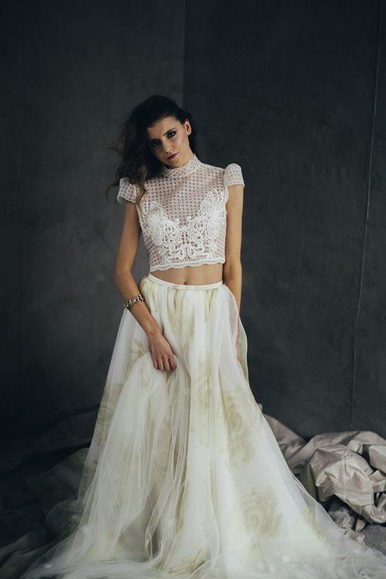 Silver & Ivory Contemporary Bridal Inspiration004