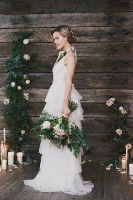 Indoor Rustic Chic Wedding Ideas047