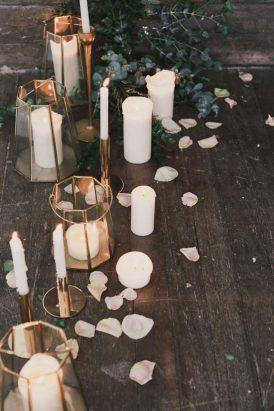 Indoor Rustic Chic Wedding Ideas058