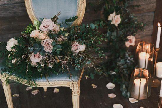 Indoor Rustic Chic Wedding Ideas064