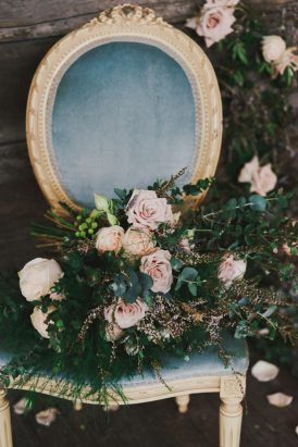 Indoor Rustic Chic Wedding Ideas065