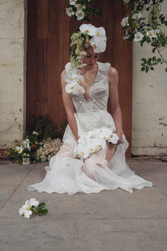 Industrial Spring Bridal Inspiration016