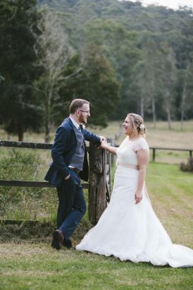 Classic Country Wedding | Polka Dot Bride