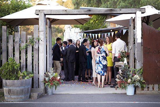 Modern Collingwood Childrens Farm Wedding | Polka Dot Bride
