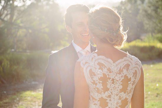 Rustic Baxter Barn Wedding - Polka Dot Bride