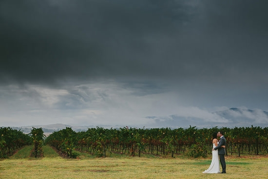 Colourful Yarra Valley Winery Wedding | Photo by David Campbell www.davidcampbellimagery.com