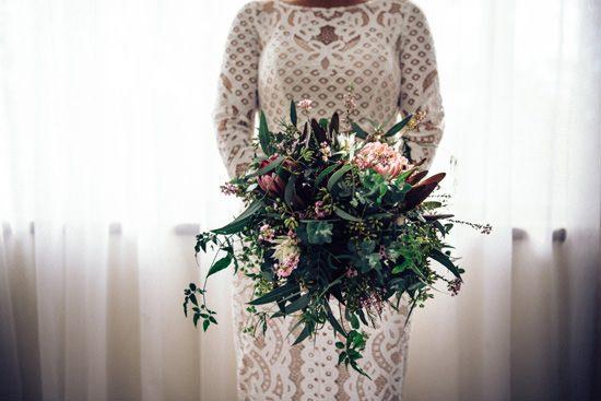 Sweet Montville Elopement - Polka Dot Bride