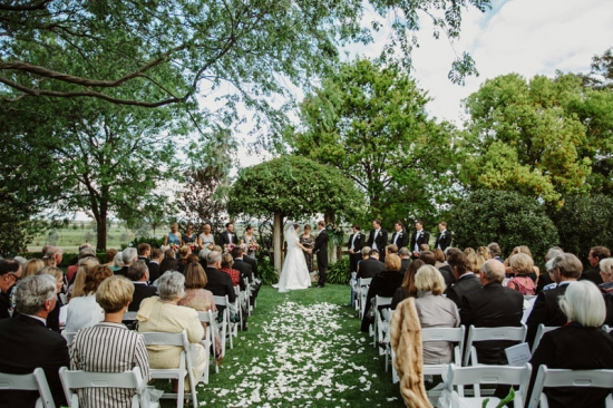 Graceful Country Wedding   Photo by Edwina Robertson http://edwinarobertson.com/