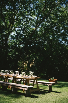 wooden-wedding-reception-tables-and-benches