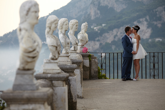 Five Reasons to Consider a Destination Wedding