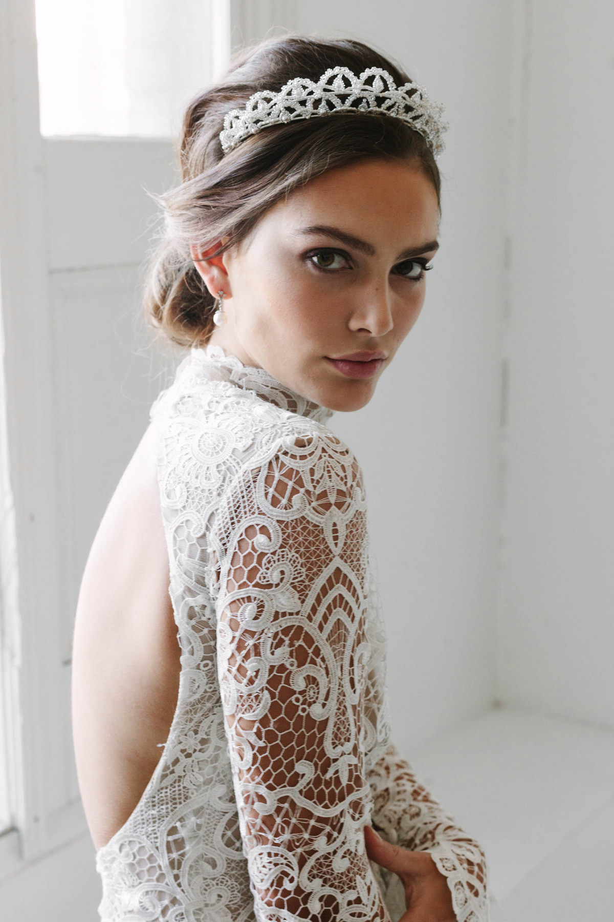 The Heirloom Collection by Tania Maras   Polka Dot Bride