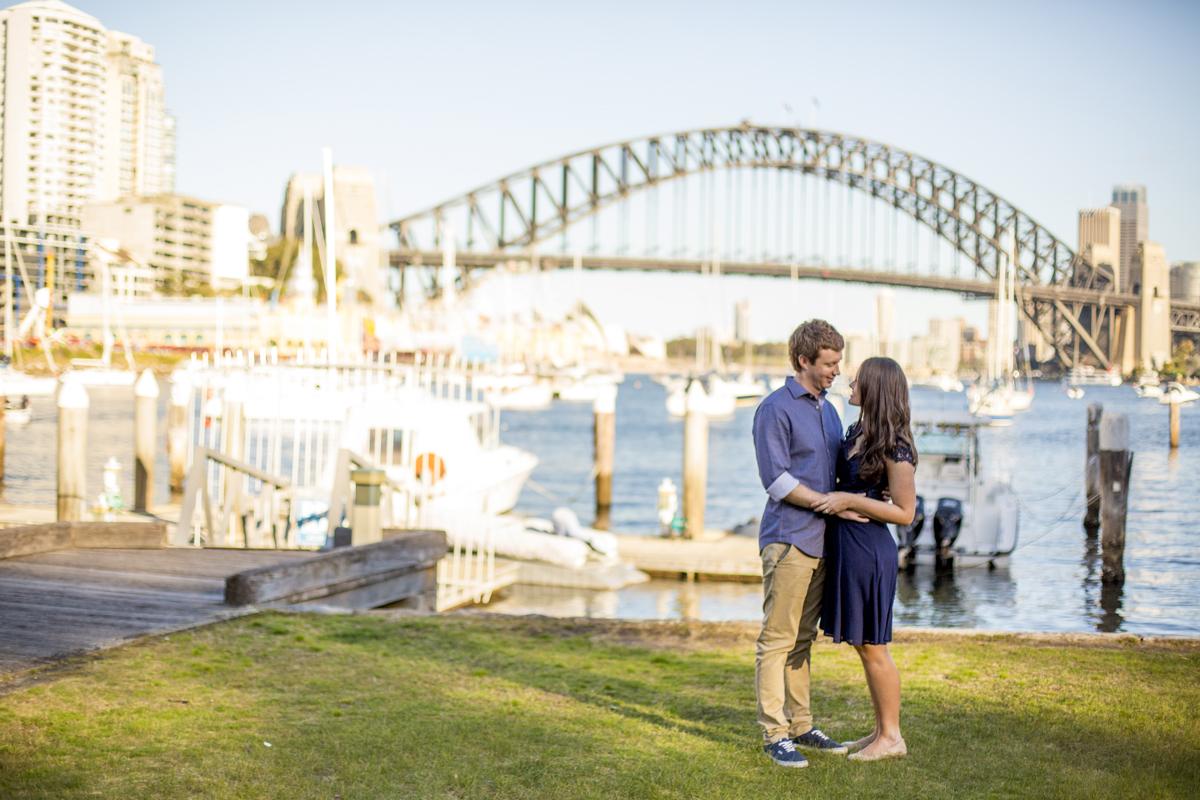 Image by Mint Photography via Melissa & Sean's Secret Garden in Sydney