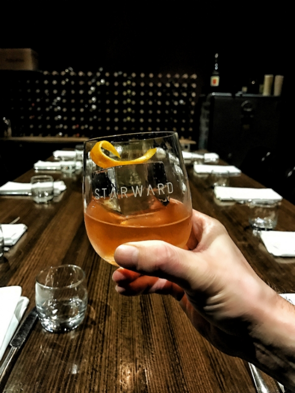 Starward whisky is made in Melbourne.