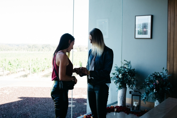 110065 romantic winery proposal by kelly harwood
