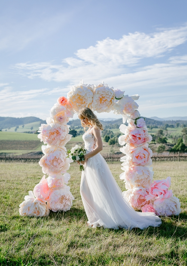 123717 whimsical florals fashion wedding editorial by lx creations