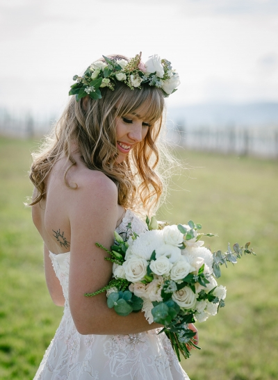 123772 whimsical florals fashion wedding editorial by lx creations