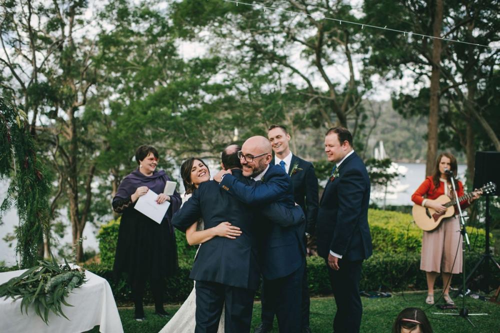 124121 low key sydney wedding at kuring gai motor yacht club by kevin lue