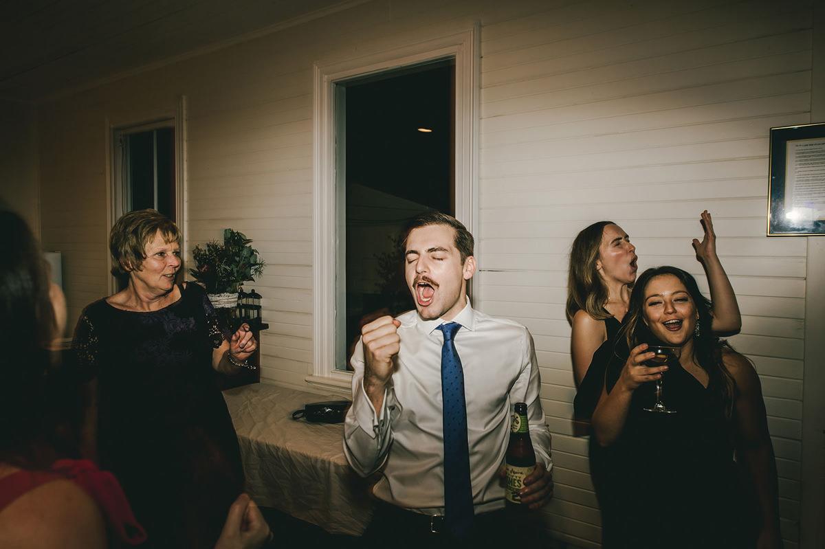 124164 low key sydney wedding at kuring gai motor yacht club by kevin lue