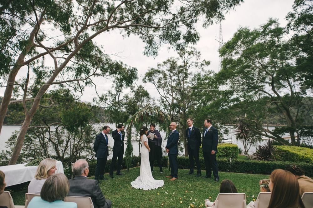 124176 low key sydney wedding at kuring gai motor yacht club by kevin lue