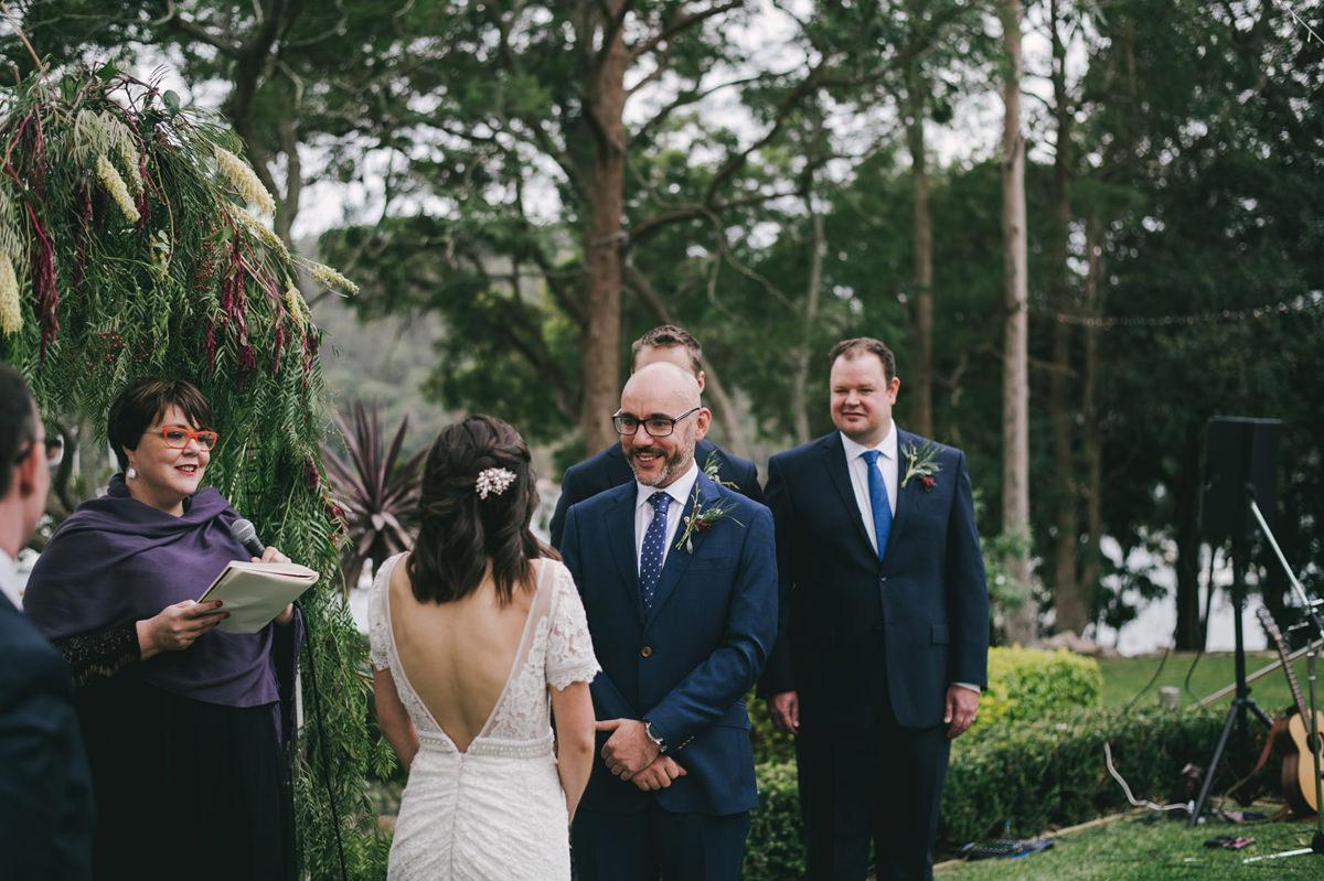 124177 low key sydney wedding at kuring gai motor yacht club by kevin lue