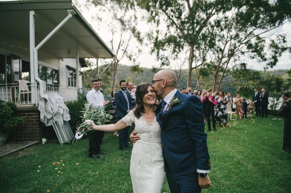 124186 low key sydney wedding at kuring gai motor yacht club by kevin lue