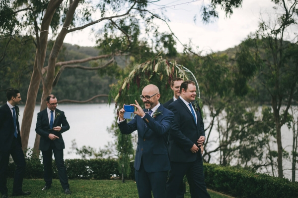 124224 low key sydney wedding at kuring gai motor yacht club by kevin lue