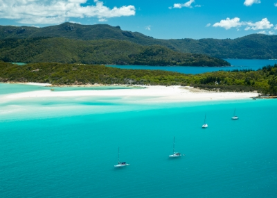 Whitsundays. Image via Tourism Whitsundays