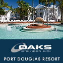 Oaks Resort Port Douglas Honeymoons Banner