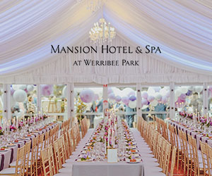 Lancemore Group - Mansion Hotel & Spa Marquee Grande Wisdom banner