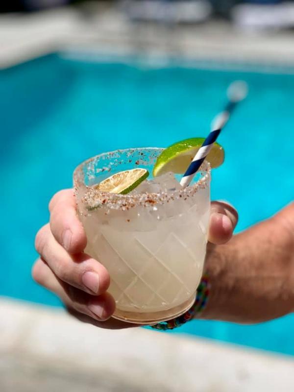 Palm Springs cocktail