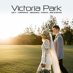 Victoria Park Made banner