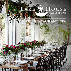 Lake House Daylesford Honeymoons banner
