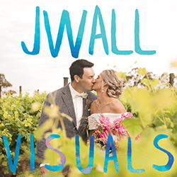 JWall Visuals Weddings banner