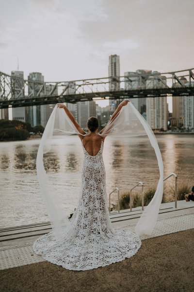 Brisbane city wedding photography