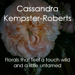 Cassandra Kempster-Roberts Weddings banner
