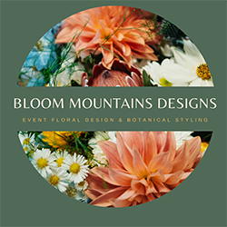 Bloom Mountains Designs Wisdom Banner