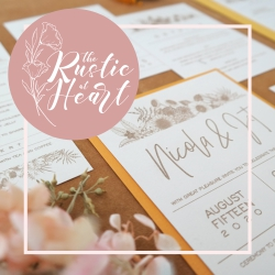 The Rustic At Heart Made banner